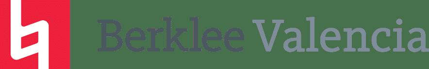 página web de la Berklee Valencia
